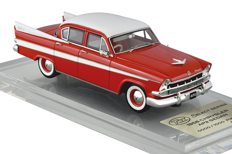 Chrysler -model -3