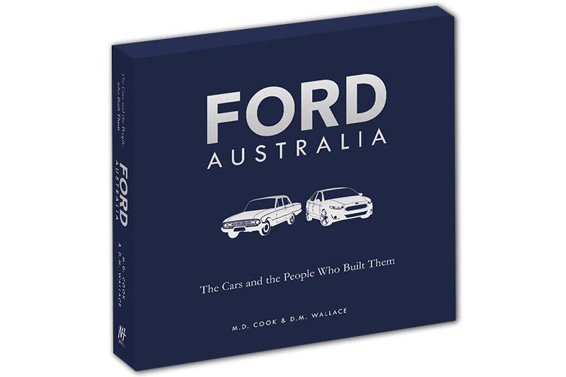 Ford -australia -book