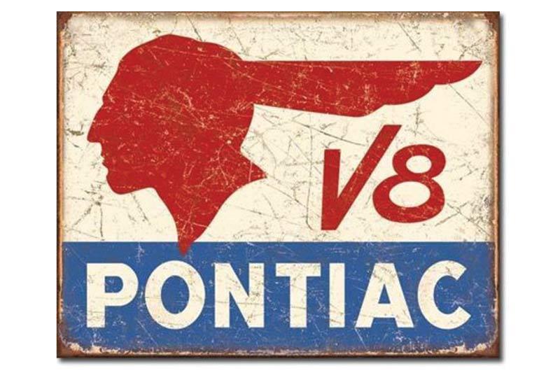 Pontiac -sign
