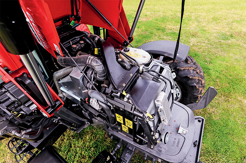 AGCO Power 3.3-litre engine