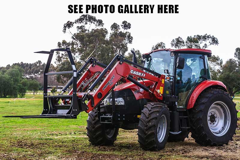 Case IH Farmall 95C tractor