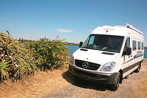 Horizon Van Conversion