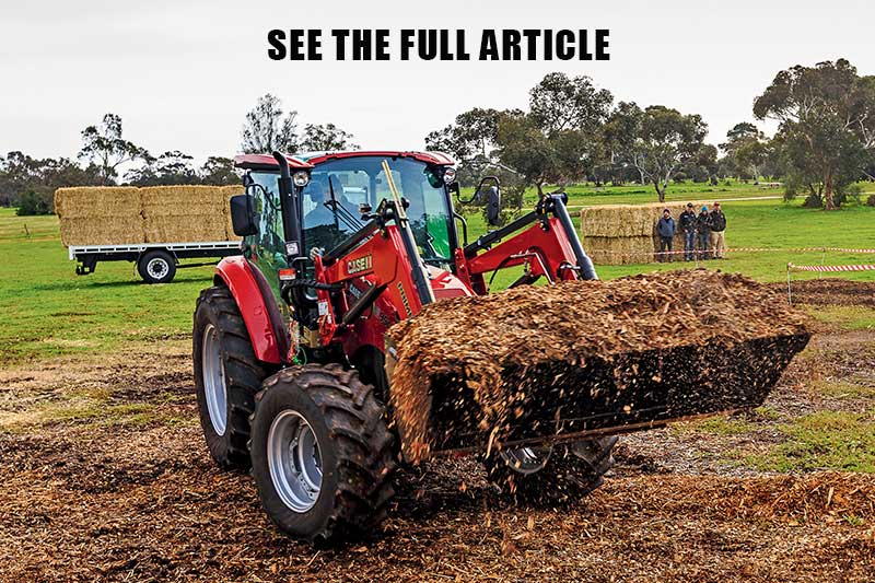 Case IH Farmall 95C tractor reviewed