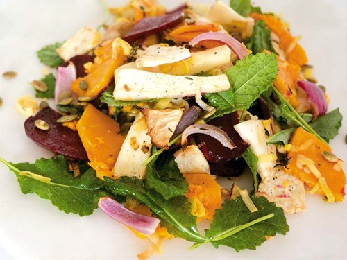 Roasted -Vege -Salad