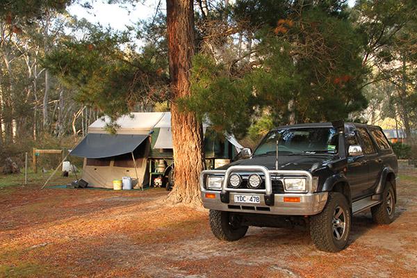 Australias Best Free Camping Spots