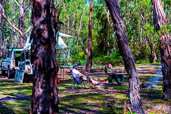 Gardens Of Stone National Park NSW 3
