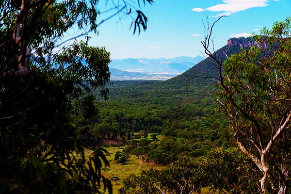 Gardens Of Stone National Park NSW 5