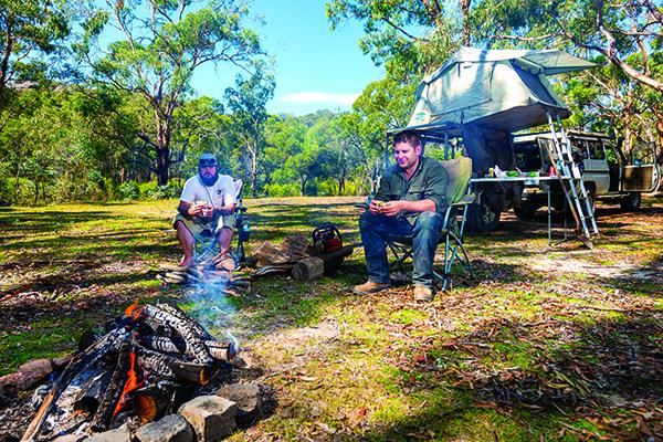 Gardens Of Stone National Park NSW 6
