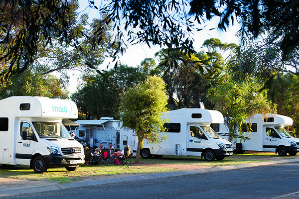 BIG4 Mac Donnell Range Holiday Park NT
