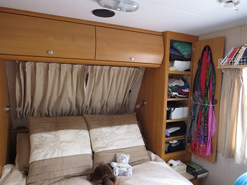 Clever Caravan Storage Ideas