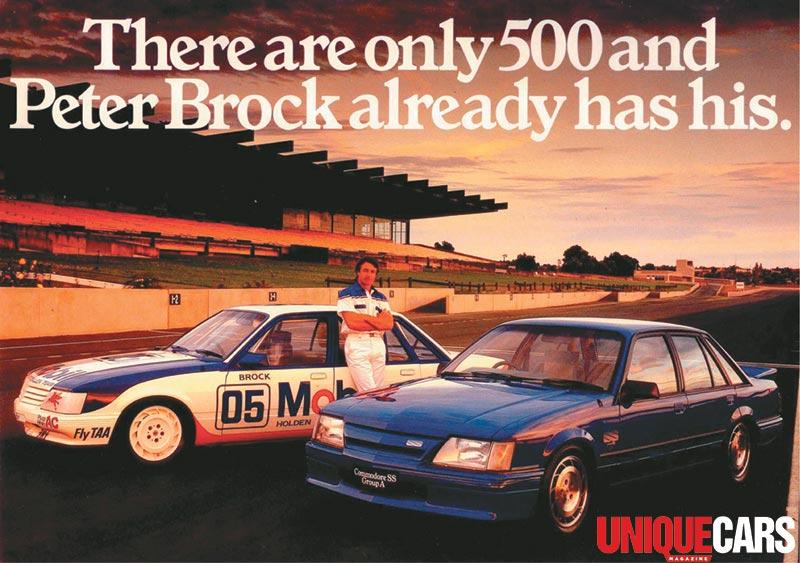 Peter -brock 500-vk -commodore