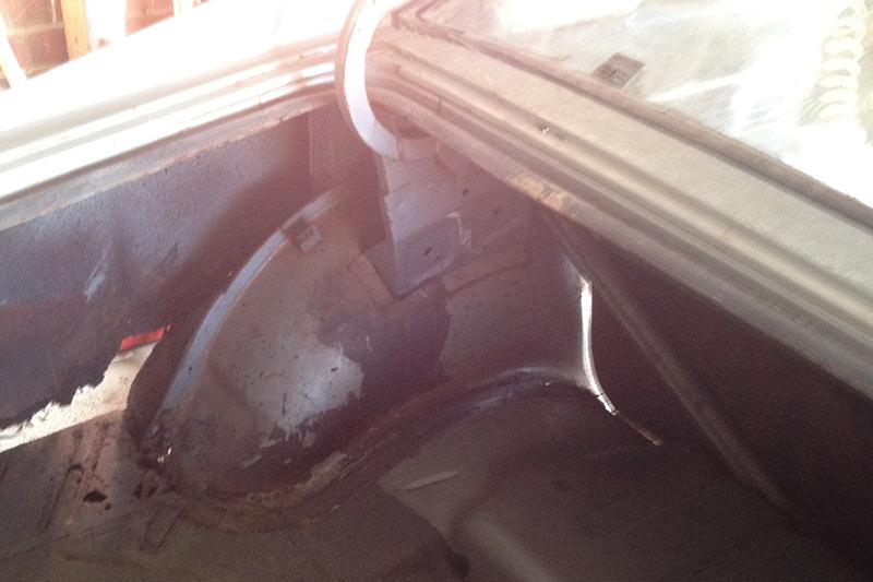 Chrysler -valiant -charger -boot -before