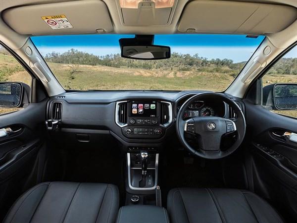 Head -to -head ,-Holden -Colorado -Z71-vs -Toyota -Hilux -SR5,-Review ,-Matt -Wood ,-ATN9