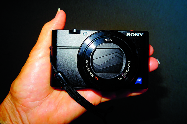 Sony Cyber Shot DSC-HX60V Product Test