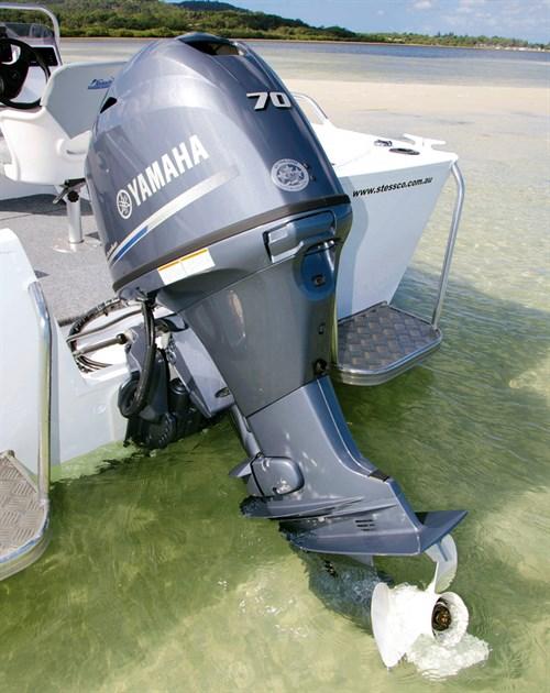 Yamaha F70LA outboard motor
