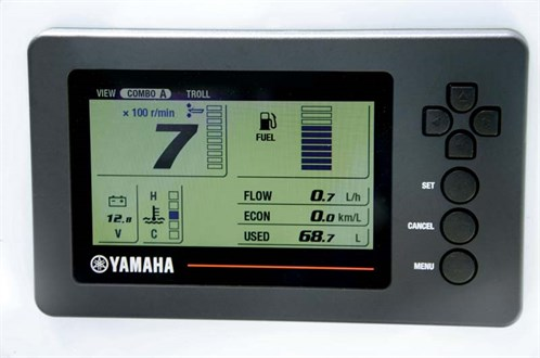 Yamaha Command Link 6YC