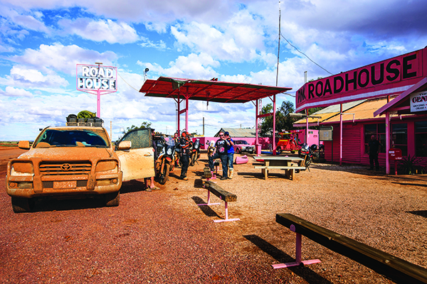 Pink Roadhouse SA