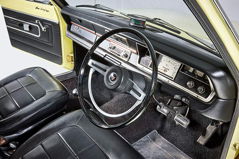 Chrysler -valiant -pacer -interior