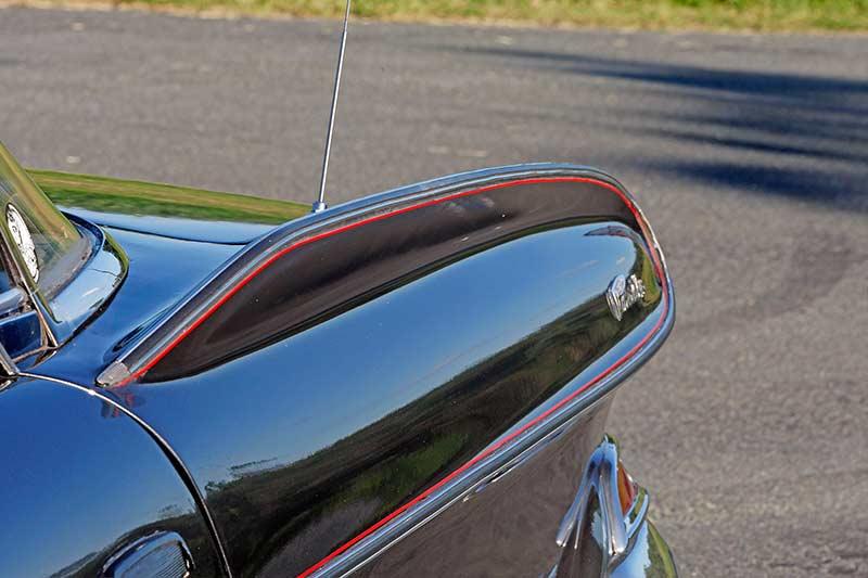 Dodge -Phoenix -rear -fin