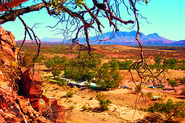West Mac Donnell Ranges NT 1