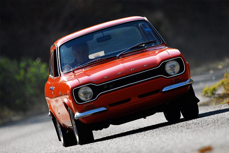 Ford _Escort -RS_Capri -GT-onroad