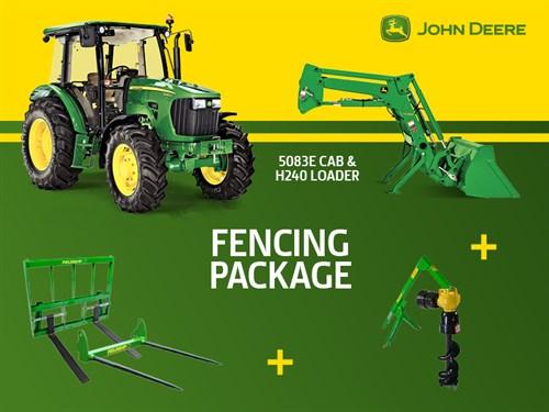 John -Deere -Fencing