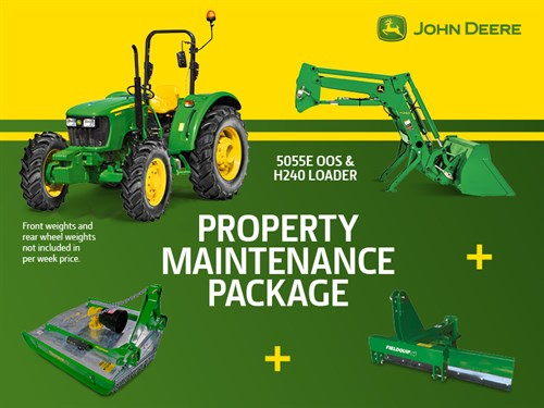 John -Deere -Property -Maintenance