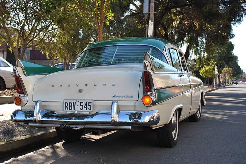Chrysler -royal -rear -6