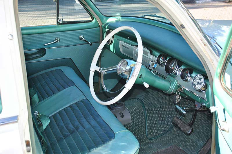 Chrysler -royal -interior -front