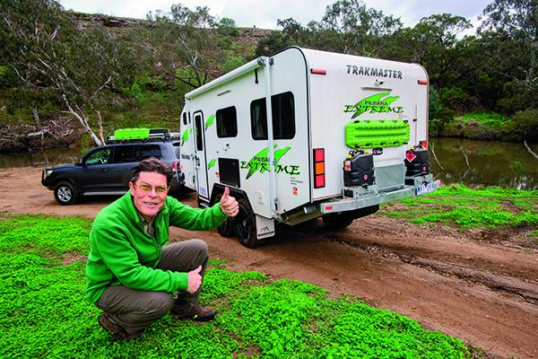 Choosing A New Offroad Van