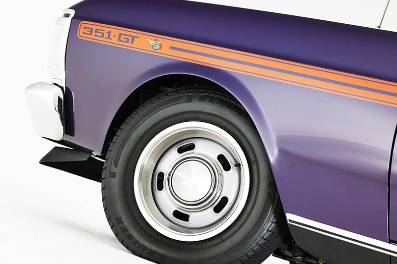 Ford -falcon -xy -gt -ho -wheel
