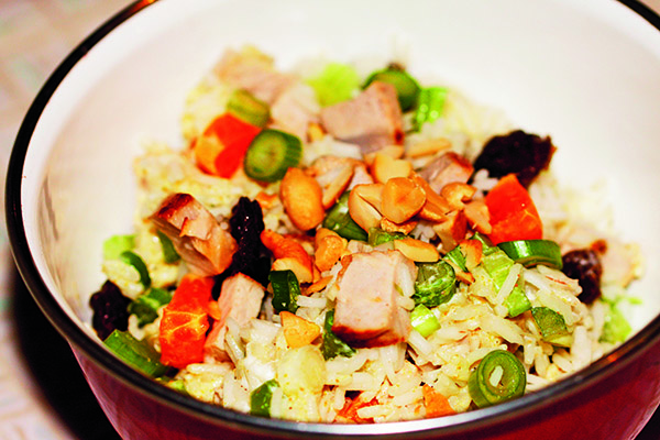 Camping Recipes Asian Cuisine 3