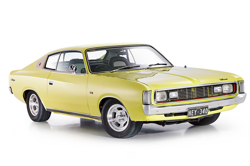 Chrysler -valiant -charger -front -angle