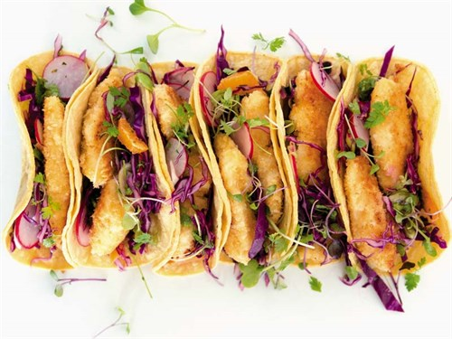 Fish -tacos