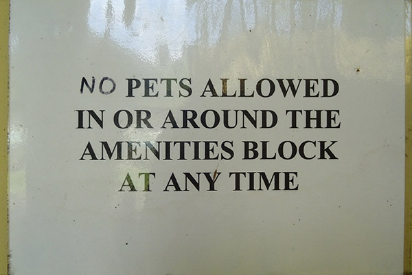 Do You Follow Caravan Park Rules