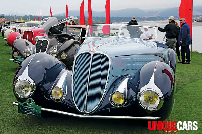 Pebble -beach -delahaye