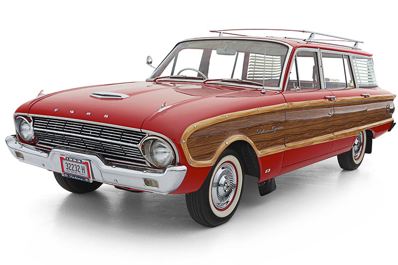 Ford -falcon -wagon