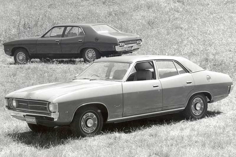 Ford -falcon -pair