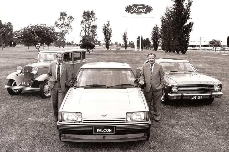 Ford -three