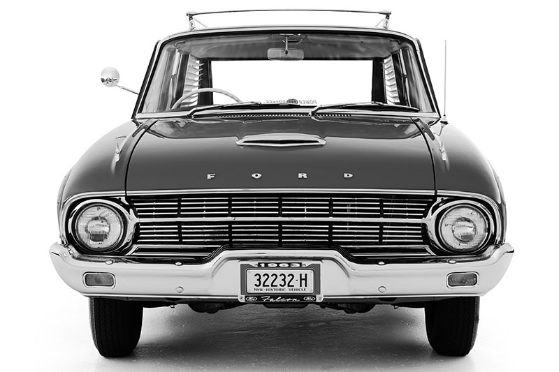 Ford -falcon -front