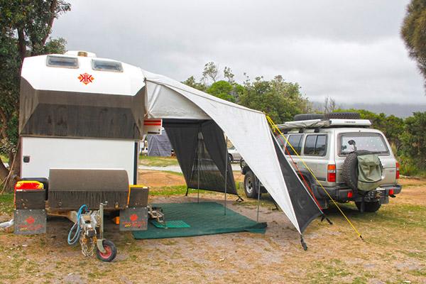 Camping Ballots