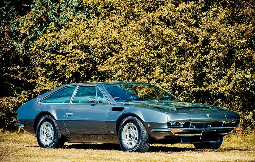 Auction -lamborghini -jarama