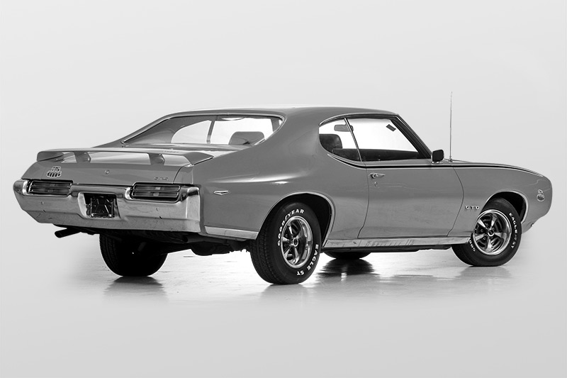 Auction -pontiac -gto