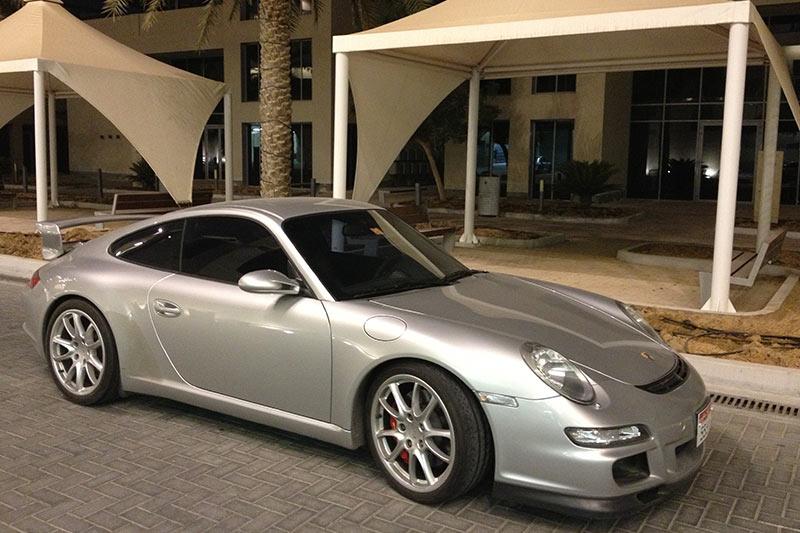 Porsche -911-1