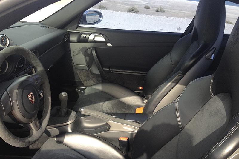 Porsche 0911-interior