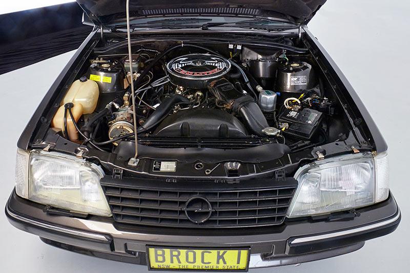 Brock -monza -engine