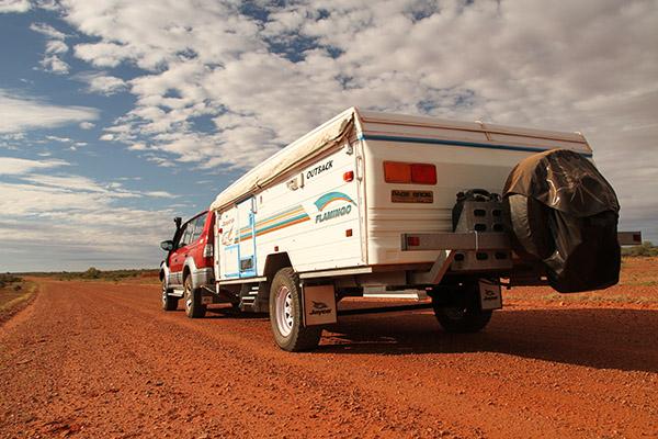 Touring Central Australia 1