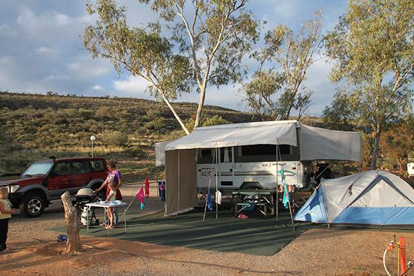 Touring Central Australia 3