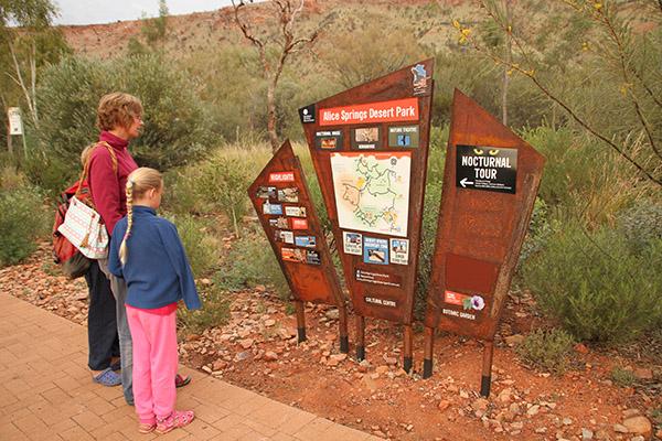 Touring Central Australia 2