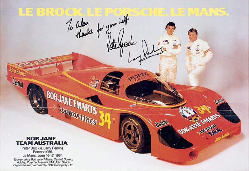 Brock -Le -Mans -Pit -Crew